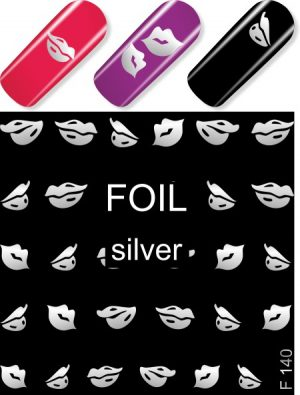 F 140 silver