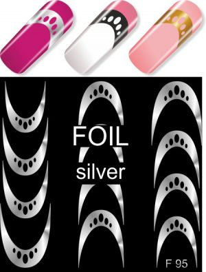 F 095 silver