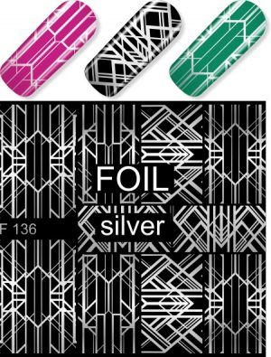 F 136 silver