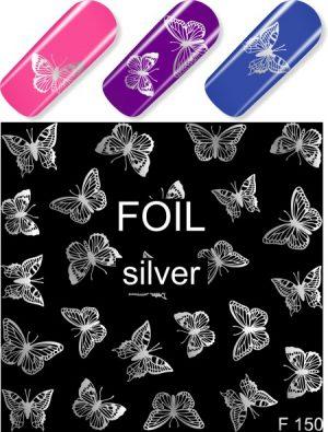 F 150 silver