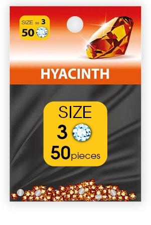 -дизайн стразы №3 HYACINTH (50 шт.)_swatch