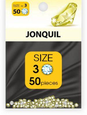 -дизайн стразы №3 JONQUIL (50 шт.)_swatch