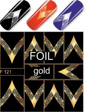 F 121 gold