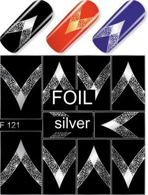 F 121 silver
