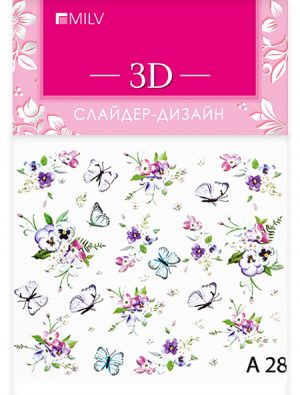 3D-слайдер A28