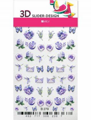 3D-слайдер B279